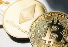 """Ethereum cho Bitcoin """"hít bụi"""" với mức lợi nhuận hơn 100% vào năm 2020"""