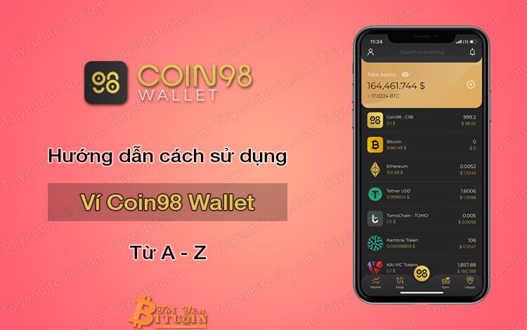 Ví Coin98 Wallet
