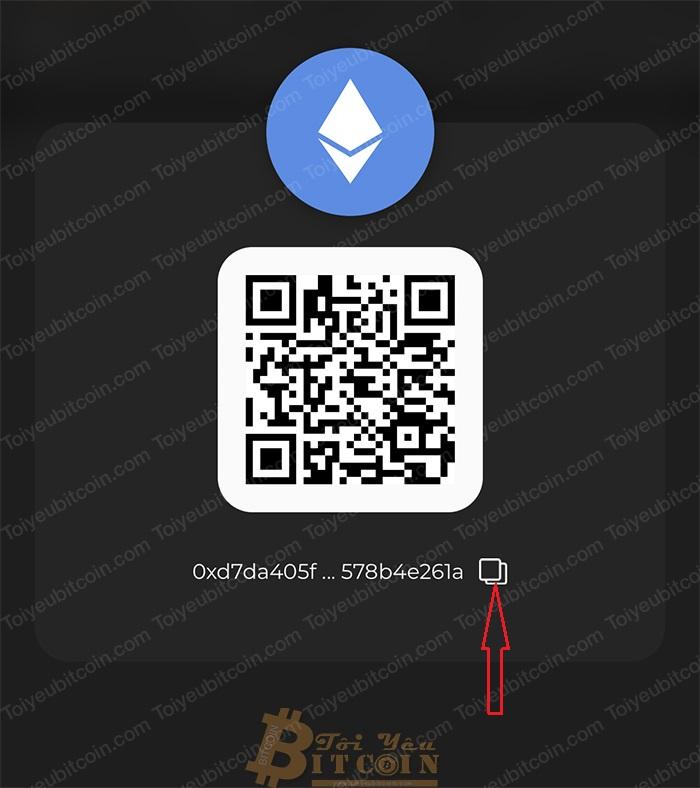 Cách nạp coin/token vào ví Coin98 Wallet. Ảnh 2