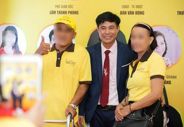 Ông Nguyễn Khắc Đồi, Chủ tịch HĐQT Tập đoàn Gold Time đã bị khởi tố, bắt tạm giam