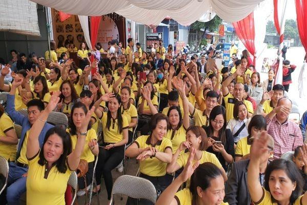 Hình ảnh một khóa học tại Gold Time Coffee cơ sở Thị trấn Đu, Huyện Phú Lương, Tỉnh Thái Nguyên
