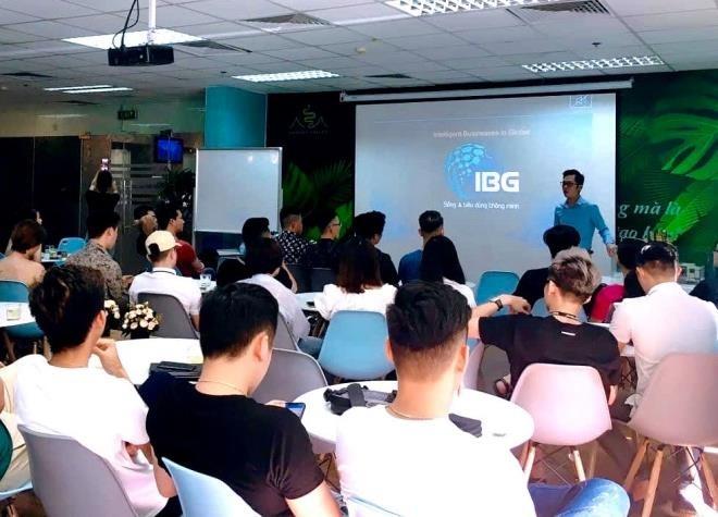 Ngày 3/9, IBG Việt Nam phát hành app IBG.
