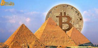 Sử dụng bitcoin tăng ở Ai Cập trong bối cảnh suy thoái kinh tế