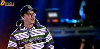 Cựu rapper nổi tiếng người Mỹ 'Logic' đầu tư 6 triệu USD vào Bitcoin