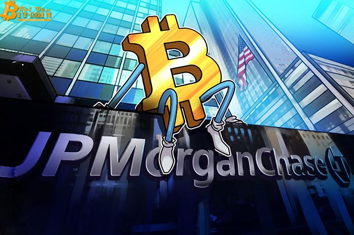Vốn hóa thị trường của Bitcoin vượt mặt gã khổng lồ ngân hàng Mỹ JPMorgan