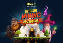 Winz.io ra mắt cuộc phiêu lưu khai thác Bitcoin