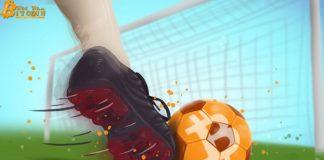 Cầu thủ bóng đá đầu tiên trên thế giới được mua bằng Bitcoin