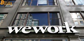 WeWork chấp nhận thanh toán Bitcoin