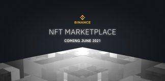Binance ra mắt nền tảng NFT của riêng mình