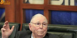 Phó tướng của Warren Buffett: Bitcoin là thứ 'ghê tởm và đi ngược với văn minh nhân loại'