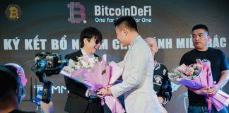 Phạm Tuấn trở thành đại diện chi nhánh BitcoinDeFi ngày 5/7, vẽ ra viễn cảnh cho nhà đầu tư, sau đó biến mất.