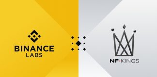 Binance Labs đầu tư chiến lược vào công ty sản xuất và sáng tạo NFT NFKings