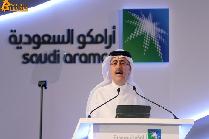"""""""Đại gia"""" dầu mỏ Saudi Aramco đang có kế hoạch bắt đầu khai thác Bitcoin"""