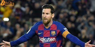 Lionel Messi ra mắt bộ sưu tập NFT