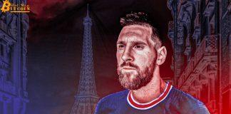 Một phần tiền lương tại PSG của Messi được trả bằng token fan