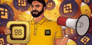 Vốn hoá thị trường của Coin98 cán mốc 1 tỷ USD