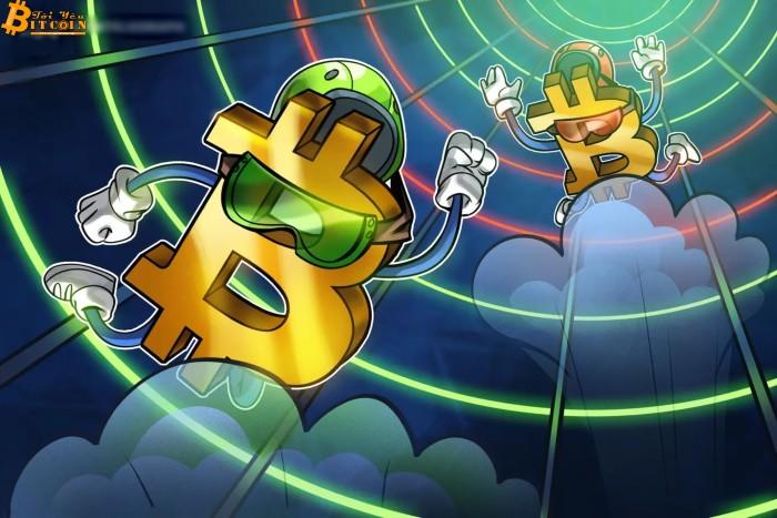 Giá Bitcoin đòi lại mức $47.000, rộng cửa hướng tới mốc 50.000 USD