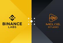 Binance Labs công bố khoản đầu tư chiến lược vào nền tảng NFT âm nhạc Melos Studio